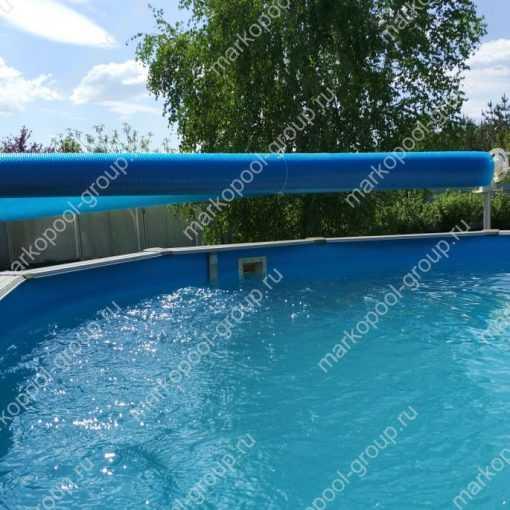 Плавающие покрывала и сматывающие устройства